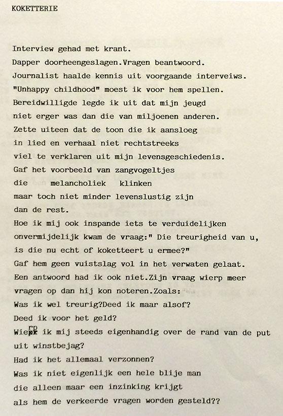 Geliefde lees Hans Dorrestijn #YH59